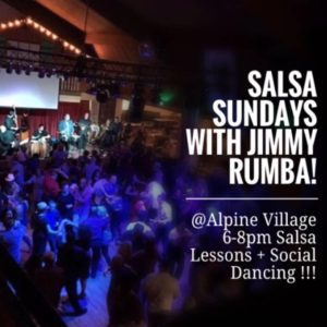 Learn to Dance Salsa in LA