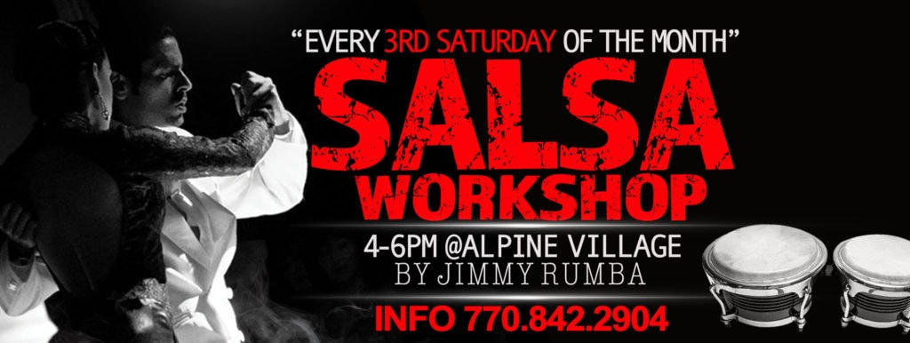 Salsa Workshop in Los Angeles