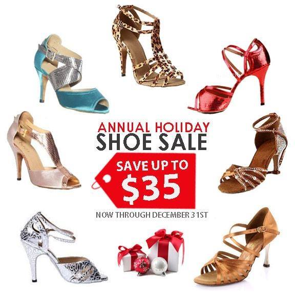 Cache Dance Shoes Annual Sale !!!
